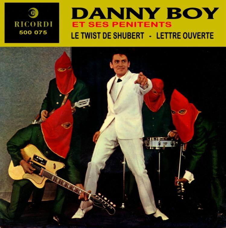 Fantômes du rock ! Danny29